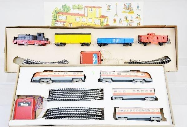169: Boxed Distler HO Train Sets