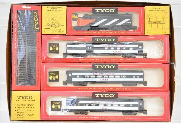 172: Early Tyco Boxed HO Set