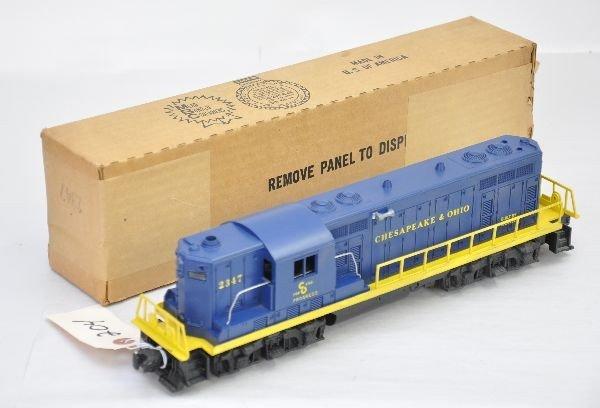 397: Rare Mint Lionel 2347 Sears GP7