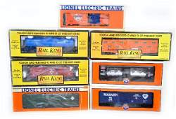 708: Lionel & MTH Freight Cars