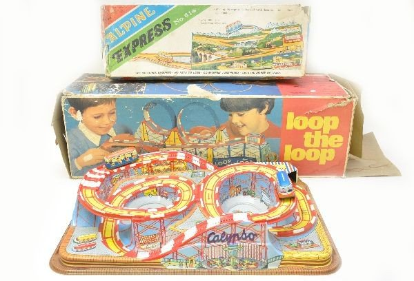 859: Platform Toys Lot