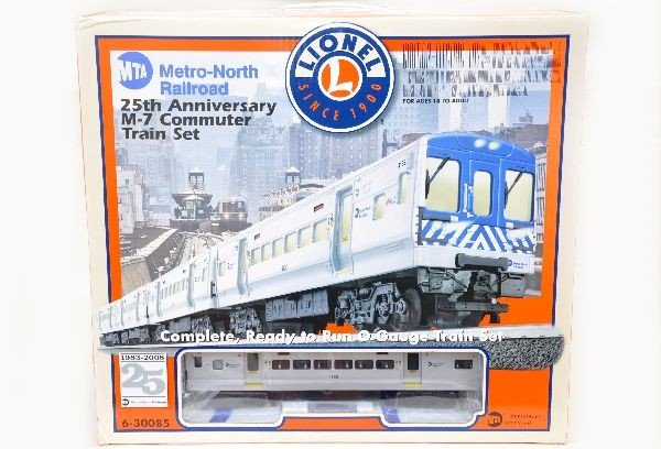 151: Boxed Lionel 30085 Metro North Railway