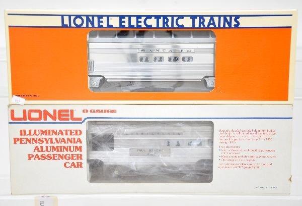 155: Lionel Passenger Cars