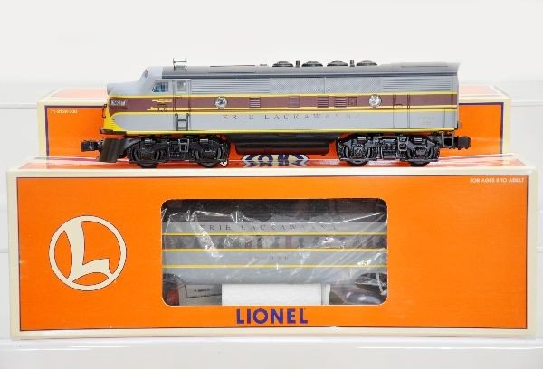 166: Lionel Phobee Snow Extension Pieces