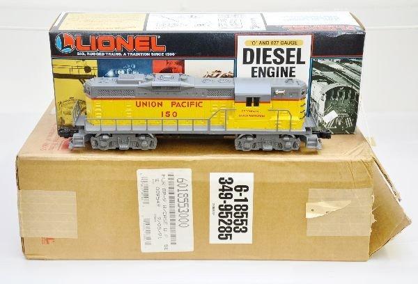168: Lionel 18553 Sears GP9 Diesel