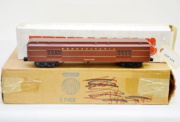 170: Boxed Williams PRR Heavy Weights