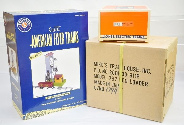193: Reissued American Flyer Accessories