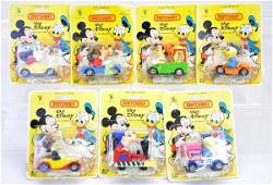 787 Matchbox Disney Vehicles