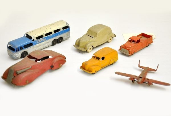2: Toy Vehicle Lot