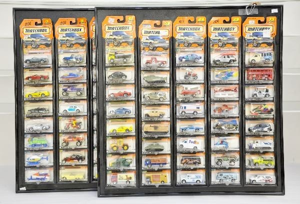 11: Large Group of Mint Matchbox Vehicles