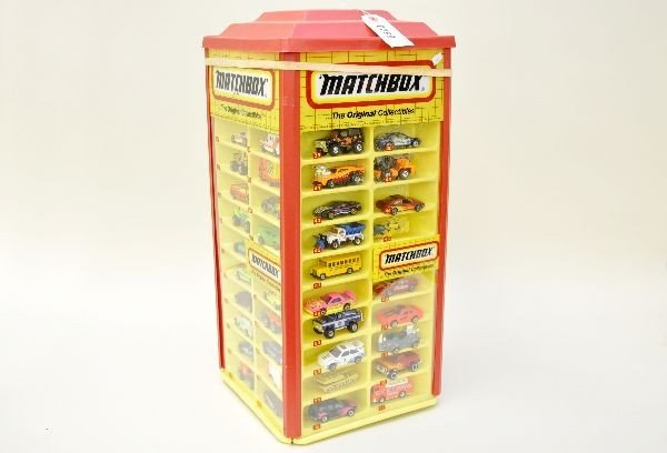 12: Matchbox Superfast Store Display