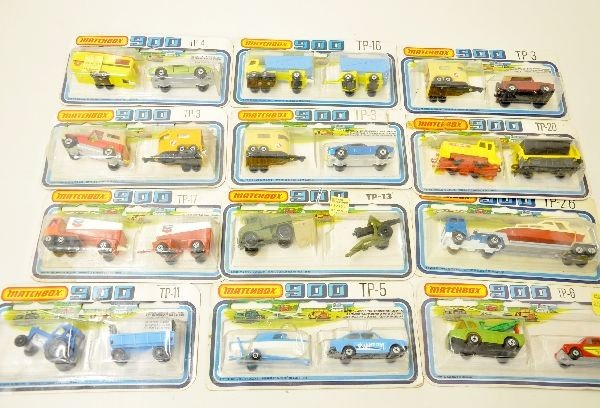 17: Matchbox 900 Series Two Packs