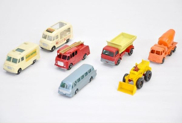 20: Matchbox Vehicles Plus