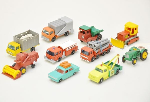 22: Matchbox Vehicle Lot