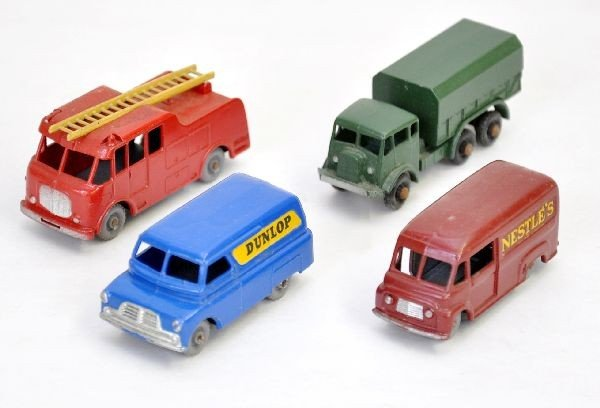 23: Early Matchbox Vehicles