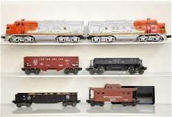 497 Lionel Diesel Freight Set
