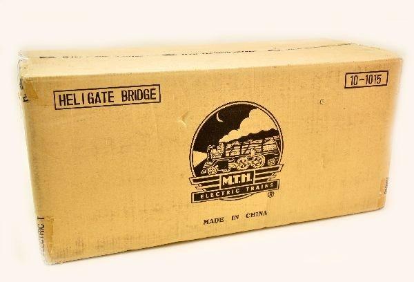 9: Sealed MTH Hellgate bridge