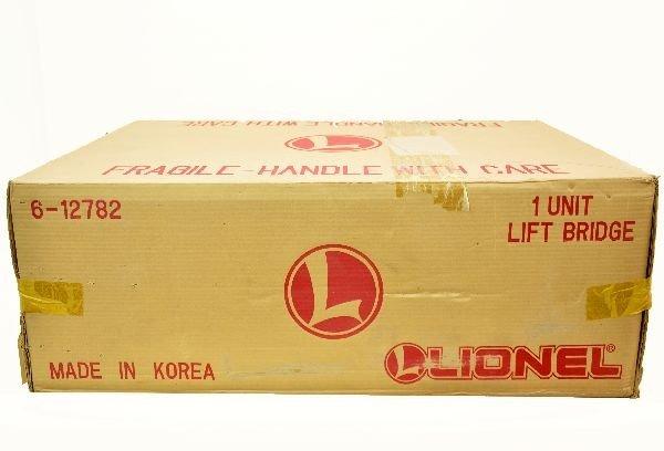 10: Sealed Lionel 12782 Lift Bridge