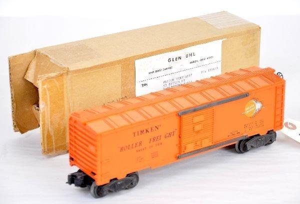 22: Scarce Lionel Glen Uhl Boxcar
