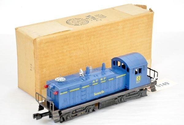 23: Scarce Boxed Lionel 634 Diesel
