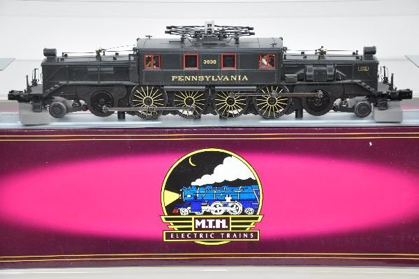 93: MTH 20-5543-1 PRR L-5 Electric