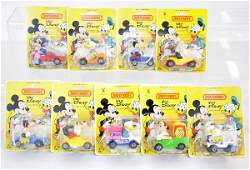 432 8 Mint Matchbox Disney Vehicles