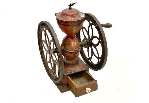 20: 1898 Enterprise No 7 Coffee Grinder