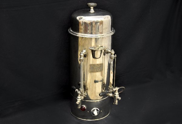 23: Large Vintage Diner Coffee Dispenser