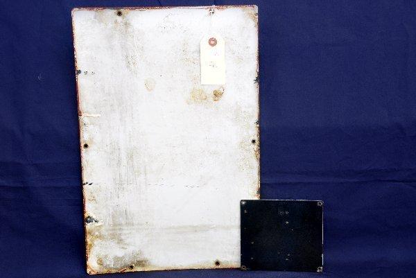 183: Texaco Porcelain Sign, Plus - 3