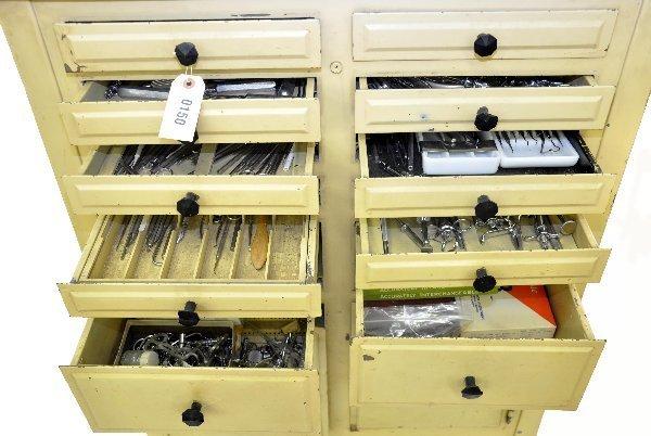 234: Vintage Dentist Cabinet - 2