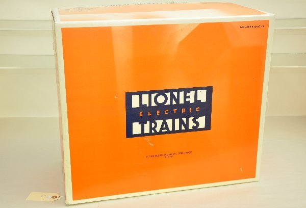 6: Boxed Lionel 12767 Wheel Grinding Shop