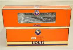 45: Boxed Lionel NYC Passenger Cars