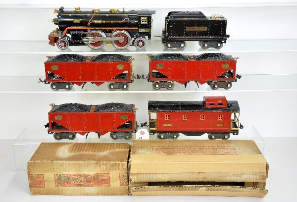 314: Lionel 390E Coal Train Set