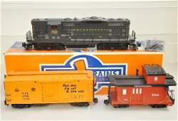 353 3Pc Lionel Diesel Freight Set