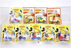 454 Mint Matchbox Disney  Popeye Vehicles