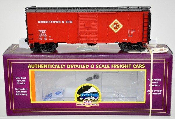 18: Scarce MTH 20-93511 M&E Boxcar