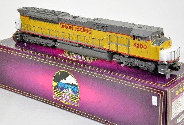 20: MTH 20-2191-1 UP SF-90 Mac Diesel