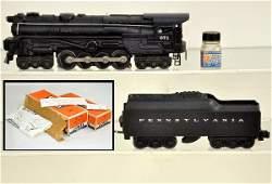 85 Super Boxed Lionel 671 Steam Turbine