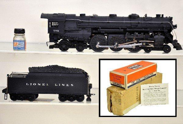89: Super Boxed 1950 Lionel 773 Hudson