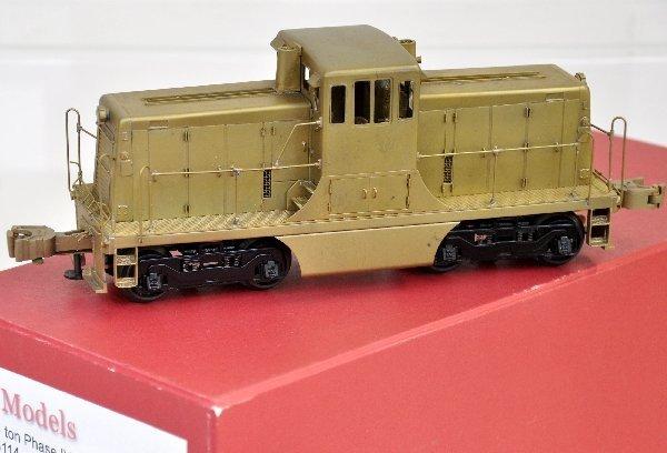 1: RY Brass O Scale 44 Ton Diesel