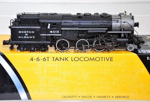 2: K-Line 3470-0403CC B&A Tank Engine
