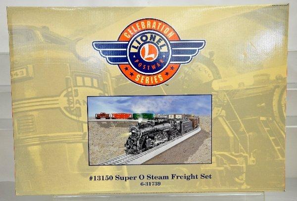 9: Lionel 6-31739 Reissue Set #13150