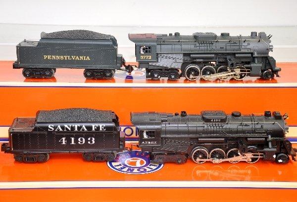 20: Lionel 28671 & 28709 Berkshire Jr. Locomotives