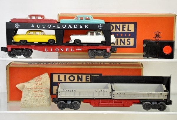 24: Like New Boxed Lionel 3359 & 6414