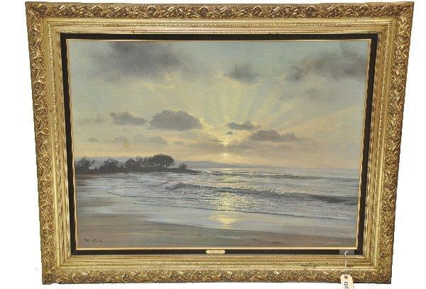 409: Signed Peter Ellenshaw Seascape