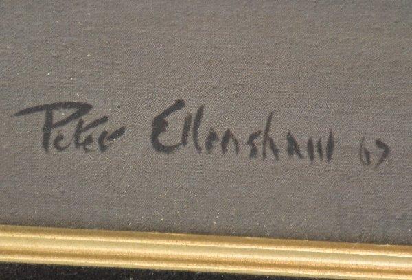 409: Signed Peter Ellenshaw Seascape - 3