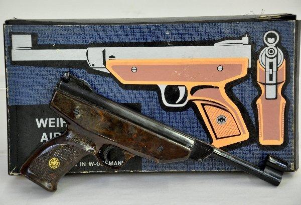 531: Boxed Weihrauch HW 70 Air Pistol - 2