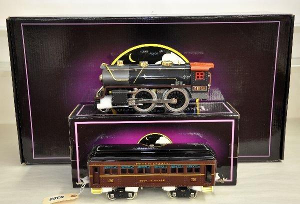 7: MTH 10-1212-1 348E Passenger Set, Plus