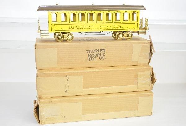 9: 3 Thorley Hoople Passenger Cars