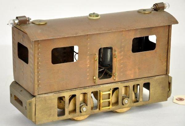 16: Custom Made Box Cab Electric